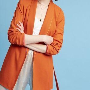 Anthropologie Helene Berman Thandie Wrap Jacket